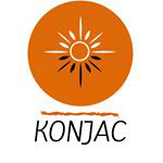 logo konjac organic center
